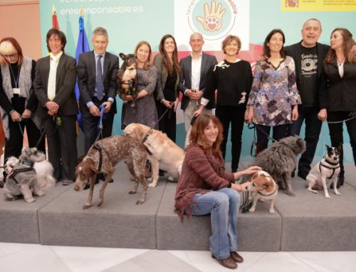 EL MAPAMA PRESENTA EL PLAN DE ACTUACIÓN PARA LA TENENCIA RESPONSABLE DE ANIMALES DE COMPAÑÍA